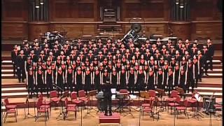 O quam suavis est (Javier Busto) - National Taiwan University Chorus