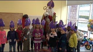 Saint Nicolas dans les écoles