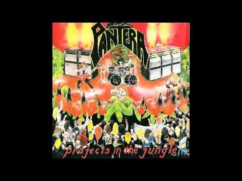 Pantera Projects In The Jungle Full Album (1984)