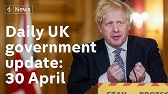 Coronavirus: Boris Johnson says UK is past the peak as he prepares roadmap for ending lockdown