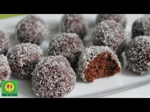 Рецепт Шоколадные шарики ну очень вкусные Chocolate balls