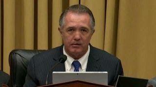 Congressman Trent Franks announces resignation