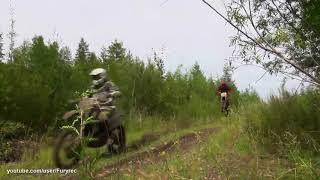 Соревнования мотокроссменов и эндуристов в Сусумане - трейлер