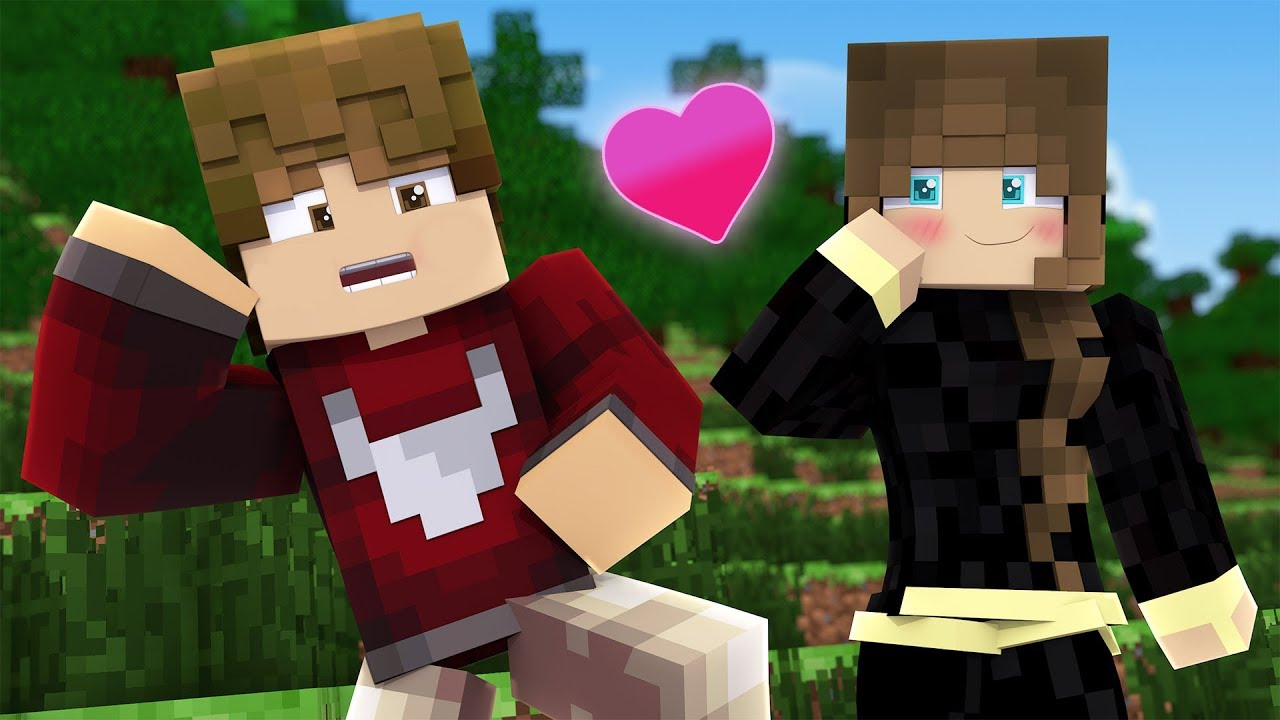 mind craft videos jays new crush parkside ep25 minecraft 2439