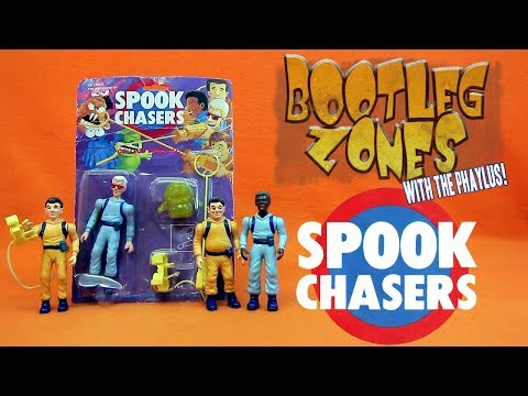 Bootleg Zones: Spook Chasers (Real Ghostbusters)
