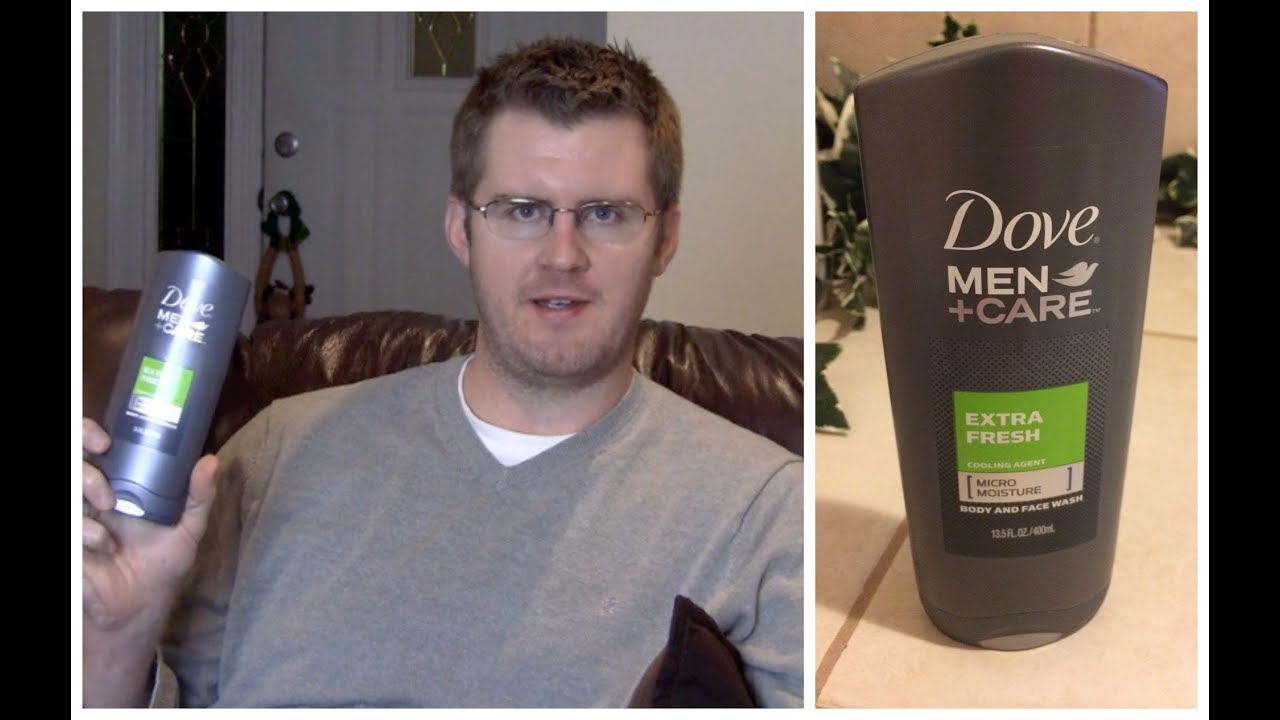 Dove Men Care Body Face Wash Review Youtube