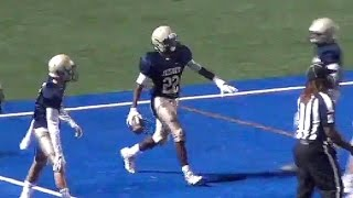 Repeat youtube video EJ Smith: Son of Emmitt Smith