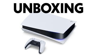 PlayStation 5 Unboxing & Hot Takes (Video Game Video Review)
