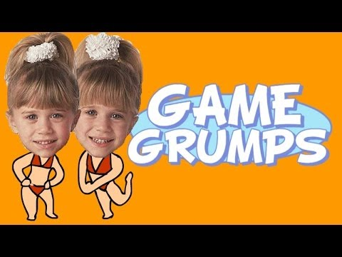 Game Grumps Animated - Mary-Kate and Ashley's Dream