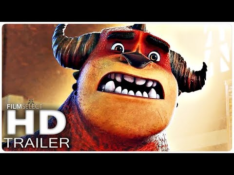 RUMBLE Trailer (2021)