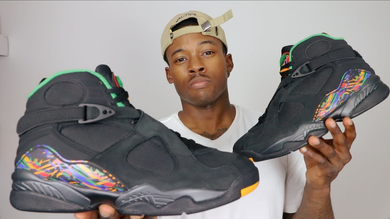 2f2d62a82f0c AIR JORDAN 8 TINKER AIR RAID HONEST REVIEW WATCH THIS BEFORE YOU BUY ...