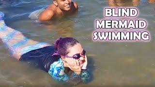 Download Mermaid Swimming in the California Ocean Mp3 and Videos