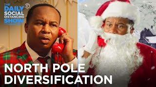 North Pole Diversification with Roy Wood Jr. | The Daily Show