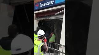 Travelodge Liverpool Digger driver