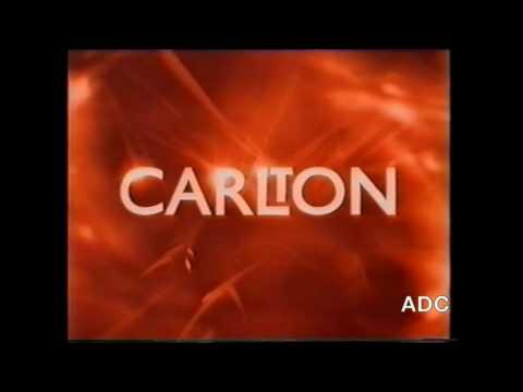 Carlton TV start up 30th September 1996 Announcer Andy Marriott