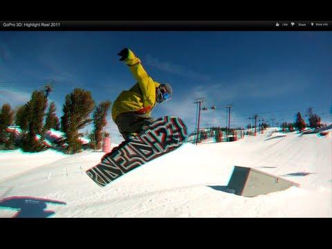 GoPro 3D: Highlight Reel 2011