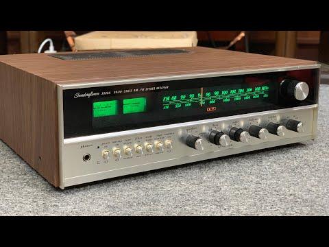 Amply Soundcarfmen 3000A độc dược bảng A  hiếm gặp đúng chất sưu tầm. Giá quá bèo : 8,5 triệu
