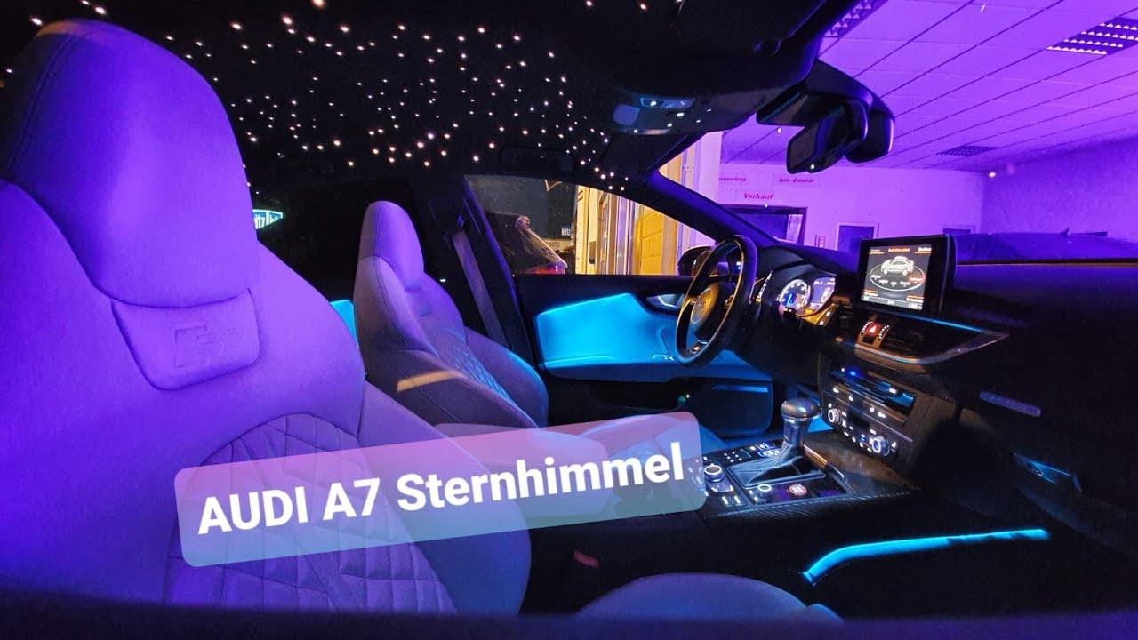 Sternhimmel   LED Tuning   Audi S20   Kia Stinger