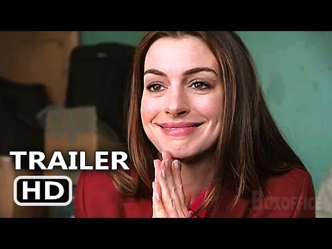 LOCKED DOWN (2021) Anne Hathaway, Chiwetel Ejiofor Movie - Movie Coverage