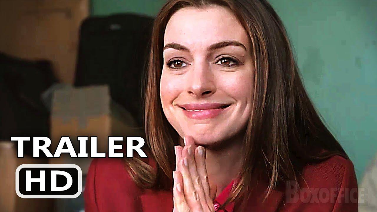 Download LOCKED DOWN Trailer (2021) Anne Hathaway, Chiwetel Ejiofor Movie