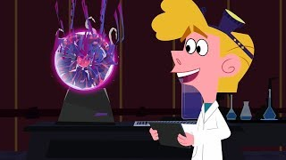 Science for Kids New Science Cartoon