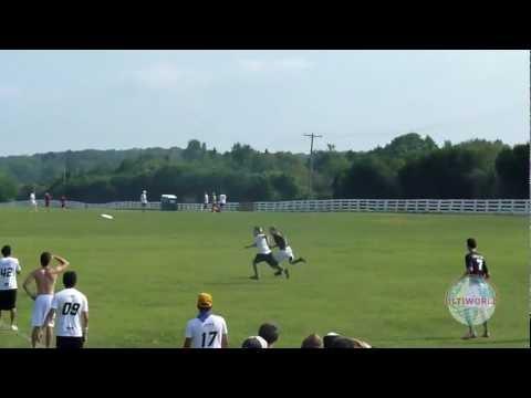 Ultiworld Recap - 2012 Chesapeake Open (Saturday)