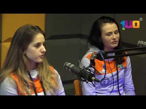 Sportowe Śniadanie – Monika Głodzińska i Dominika Witowska