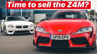 2020 Toyota GR Supra vs BMW Z4M Coupe | Z4 Owners Review!