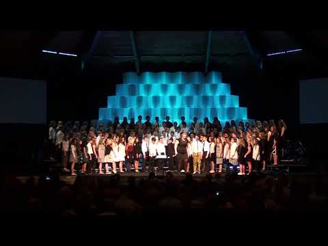 2018 Putnam County WV All County Middle School Chorus Concert