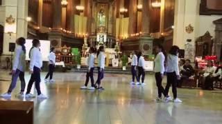 visminabme collaboration without you dance