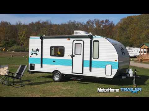 Serro Scotty Travel Trailer Review - YouTube