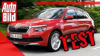 Skoda Kamiq (2019): Neuvorstellung - Test - SUV - Infos