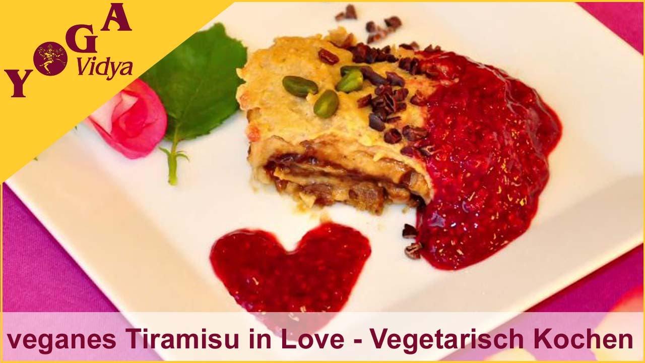 Veganes Tiramisu In Love   Valentinstag Kochen Mit Kai Und Jasmin