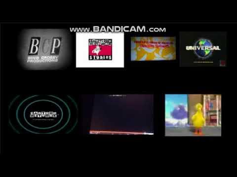 Blue's Clues, Full House, Hogan's Heroes, PPG, SJ, SD, Sesame Street and Spongebob Credits Remix