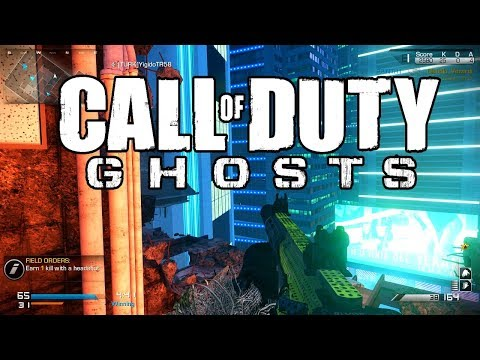 MY FAVORITE CALL of DUTY - CoD Ghosts