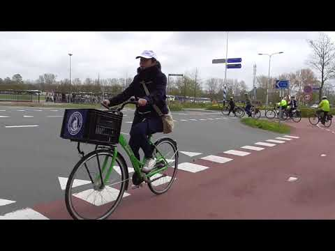 Amsterdam Boat Bike April 2017
