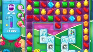 Candy Crush Saga SODA Level 878 CE