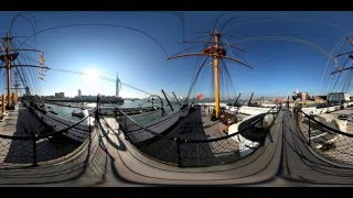 Portsmouth Historic Docks