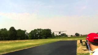 I-AEFU (Stinson L-5) in Pradelle, BS - 1 - Italy  AIRPLANE ON SALE!
