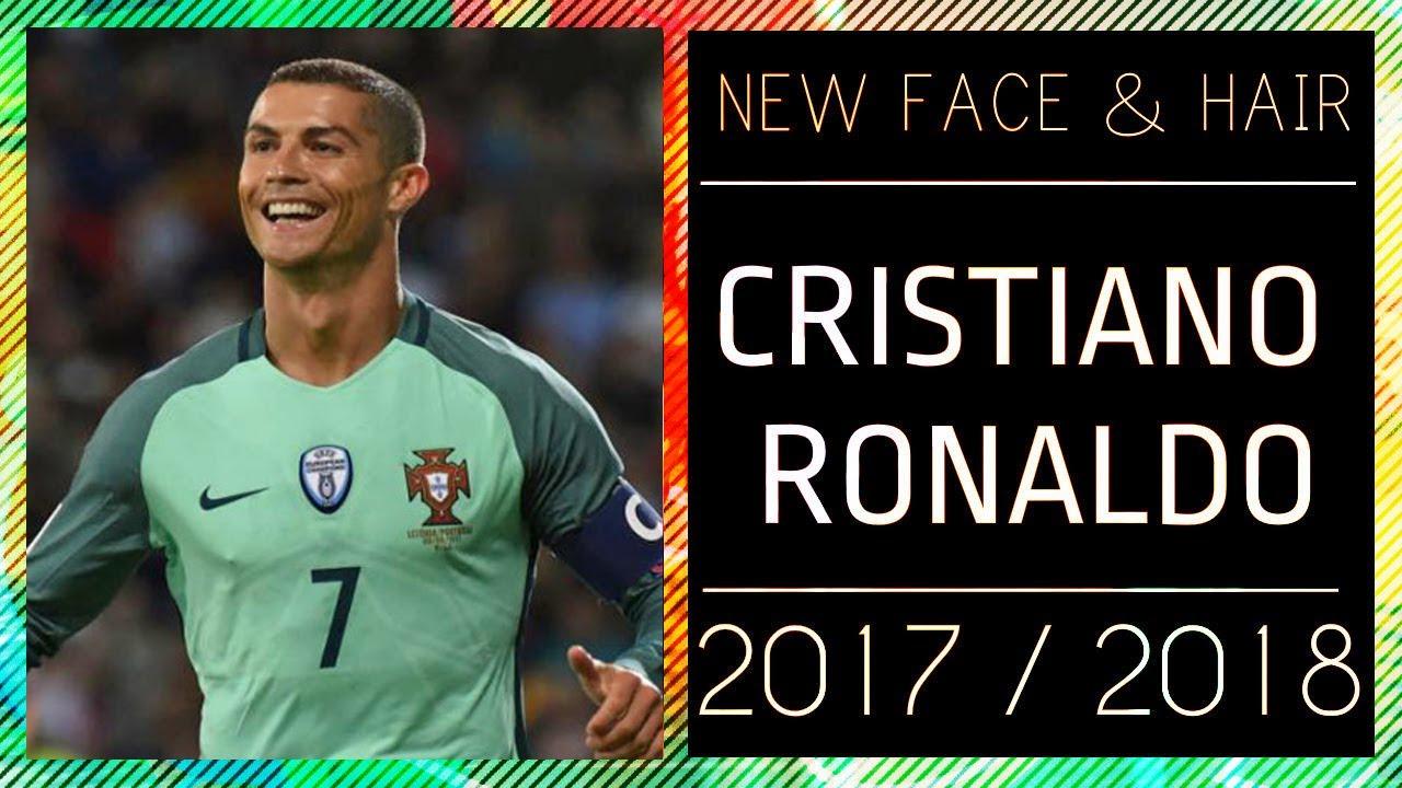 PES New Face Hair Cristiano Ronaldo - New face hair cristiano ronaldo pes 2013