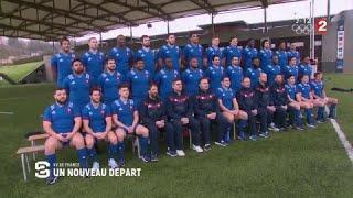 XV de France, un nouveau départ