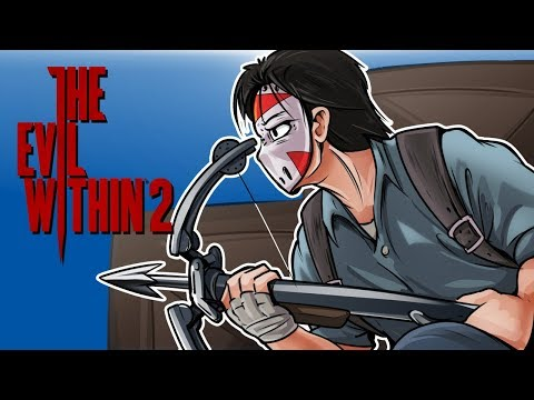 The Evil Within 2 - CLEARING OUT THE TOWN! (New Tactics) Episode 7!