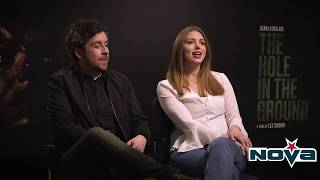 Talking The Hole In The Ground With Lee Cronin And Séana Kerslake