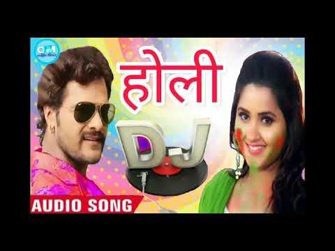 Kaha Dali Rangwa Lale Lal Odhani Odhle Baru Khesari Lal Yadav Bhojpuri New DJ Holi Song
