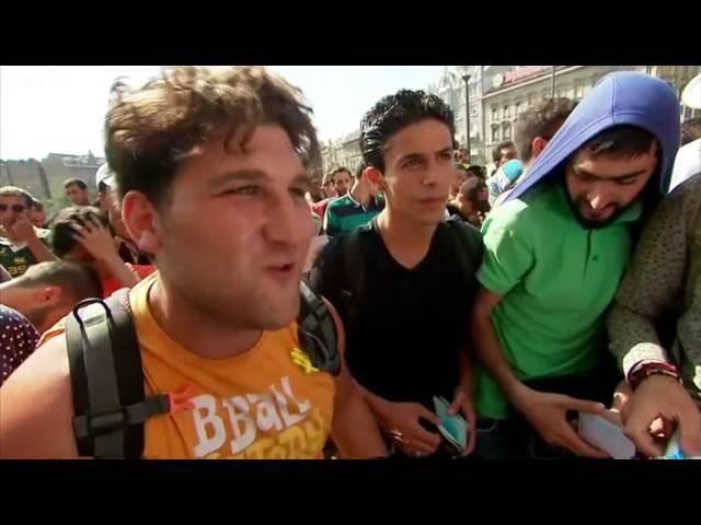 Migrant crisis: Budapest Keleti station shutdown sparks anger