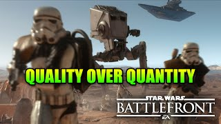 Star Wars Battlefront Review - Quality Over Quantity