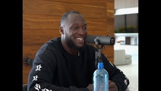 Romelu Lukaku Discusses His Journey - LightHarted Podcast With Josh Hart