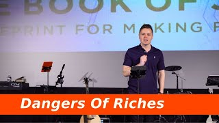 Dangers of Riches Sermon Based on James 5 🔥