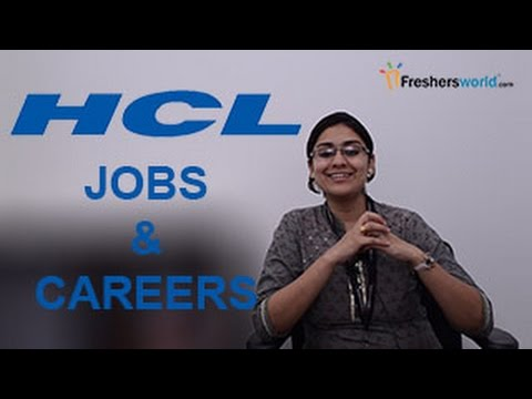 HCL – Recruitment Notifications, IT Jobs, Walkin, Career, Oppurtunities, Campus placements
