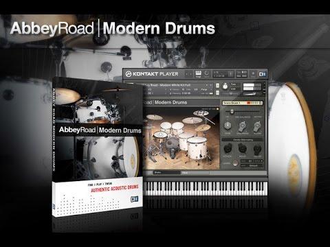 abbey road modern drums vst